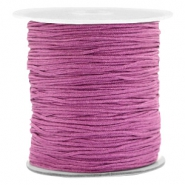 Fil macramé 1.0mm violet purple