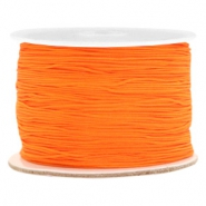 Fil macramé 0.5mm orange