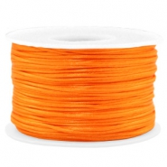 Fil macramé satin 1.5mm Orange roux
