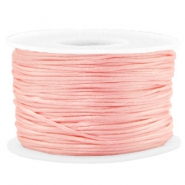 Fil macramé satin 1.5mm Rose vintage