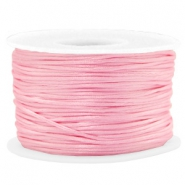 Fil macramé satin 1.5mm Rose