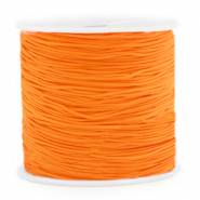 Fil macramé 0.8mm Orange mandarine