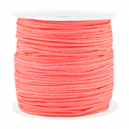Fil macramé 1.5mm packs promo Rouge corail