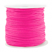 Fil macramé 1.5mm packs promo Rose fluo