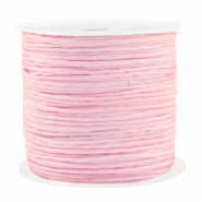 Fil macramé 1.5mm packs promo Rose clair